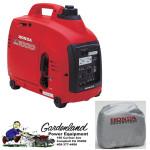 Honda EU1000i gas powered generator