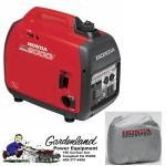 Honda EU2000i generator & free honda cover