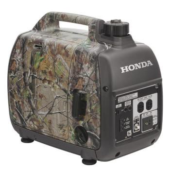 Honda Eu2000i camo power generator