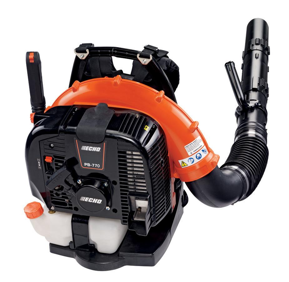 Echo pb 760lnh backpack blower gardenland power equipment - Souffleur de feuilles stihl ...