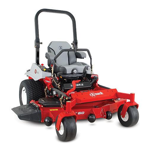Exmark Lazer S Series 48 Riding Lawn Mower
