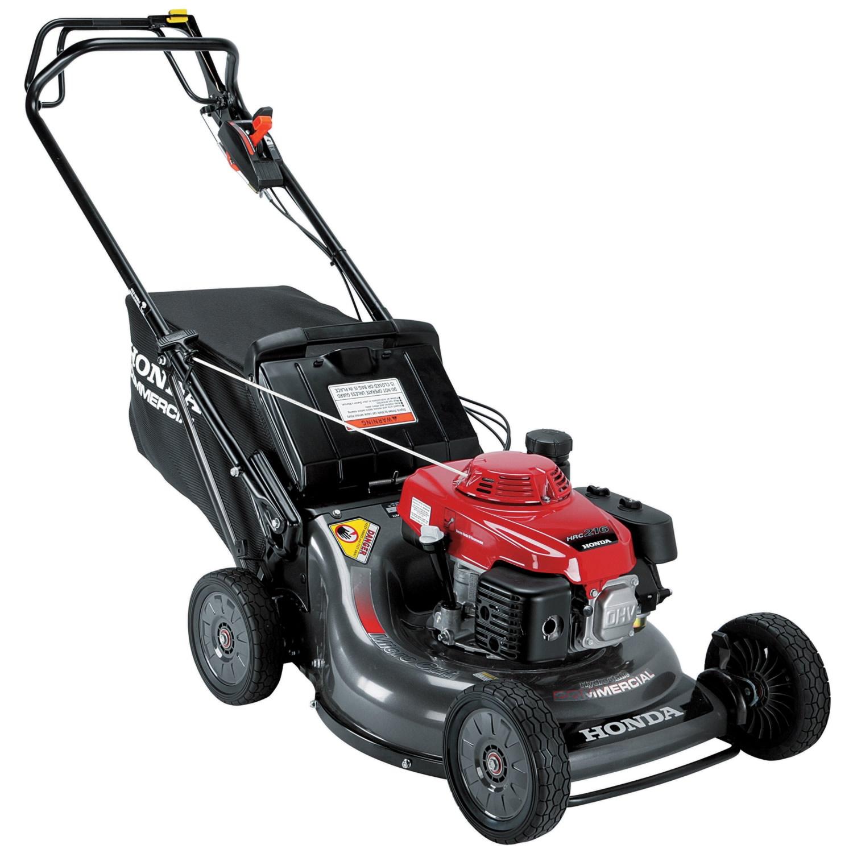 Lawn Tractor Honda : Honda hrc k hxa lawn mower