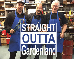 Gardenland Factory Trained Service Technicians