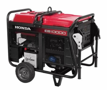 Honda Eb10000 power generator