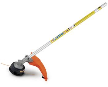 STIHL FS-KM Straight Shaft Line Trimmer Head