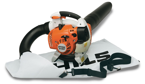Stihl SH86 CE shredder vac