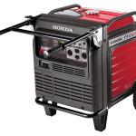 Honda EU7000iS gas powered generator