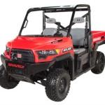 Gravely Atlas JSV 3000 job site vehicle