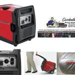 Honda Eu3000i Handi generator and free Honda Cover