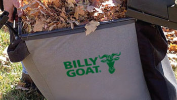 Billy Goat KV650H vacuum