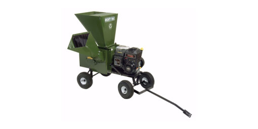 Mighty Mac Mackissic 12P1100 Chipper Grinder