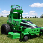 Mean Green Sk-48 Stalker Stand-On lawn mower