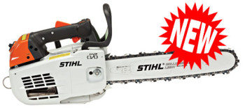 Stihl MS 201T chainsaw