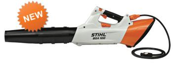 Stihl BGA100 cordless leaf blower