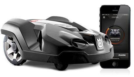 husqvarna automower 450x. Black Bedroom Furniture Sets. Home Design Ideas