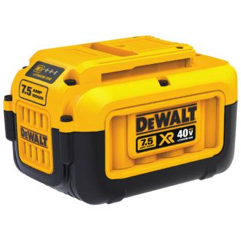 DeWalt DCB407 7.5AH Li-ion Battery