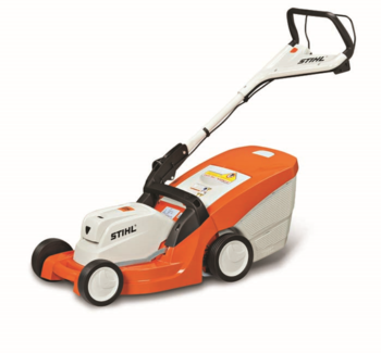 Stihl RMA 410 battery powered lawn mower