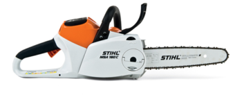 Stihl MSA 160 C-BQ battery powered chainsaw