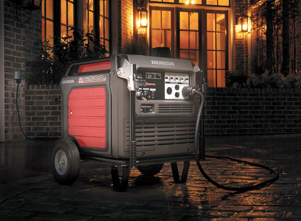 Honda Generators for Emergency Back-Up Power