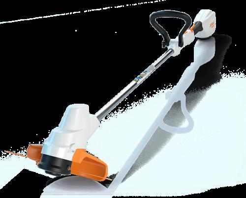 Stihl FSA 56 battery powered line trimmer
