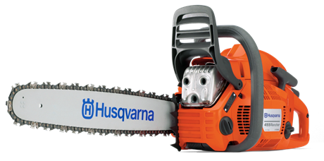 Husqvarna 455 Rancher chainsaw