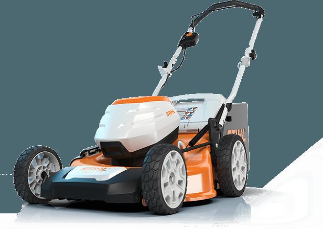 Stihl RMA 520 battery powered lawn mower