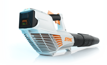 Stihl BGA 56 battery powered leaf blower