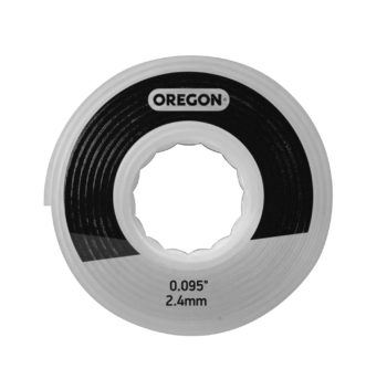 "Oregon Gator SpeedLoad Replacement Trimmer Line Disk - .095"" x 12.5' feet"