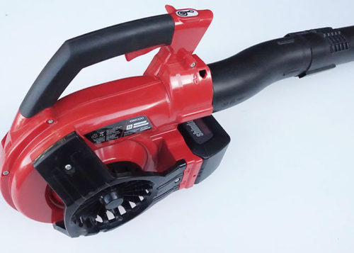 Shindaiwa EB6000 battery powered leaf blower kit available at Gardenland Power Equipment, Campbell, CA