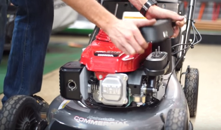 Honda Hrc216hxa Lawn Mower Tune Up Gardenland Power