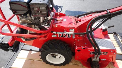 Barreto E1320 tiller