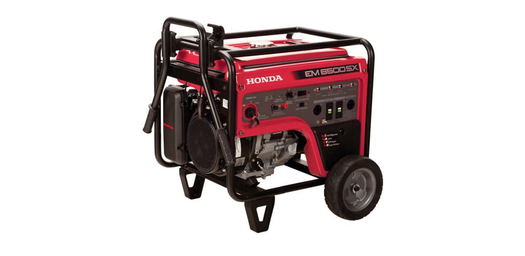 Honda EM6500 Inverter Generator