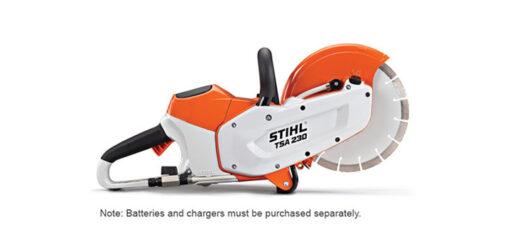 Stihl TSA 230 Battery Powered Cut Saw
